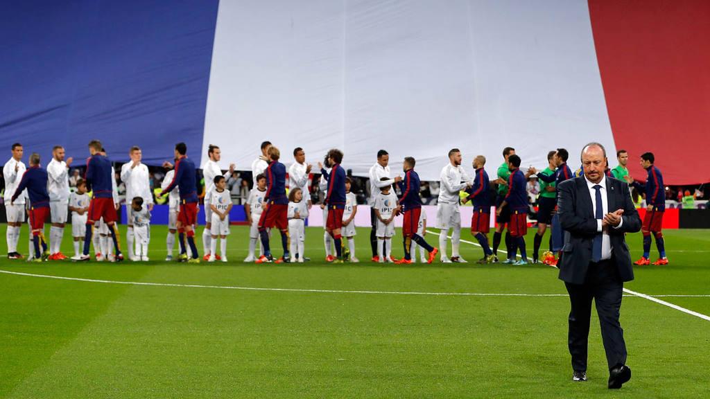 Real Madrid 0-4 Barcelona
