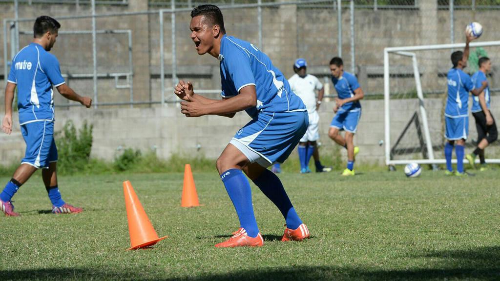 Selección Nacional de El Salvador