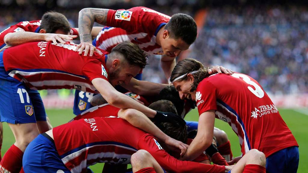 Real Madrid 0 - 1 Atletico Madrid