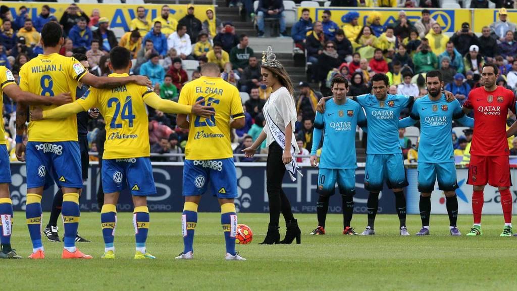 Las Palmas 1-2 Barcelona