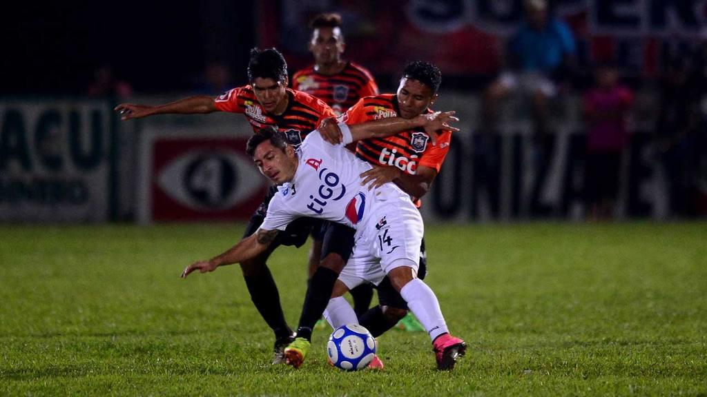 Águila 0-0 Alianza