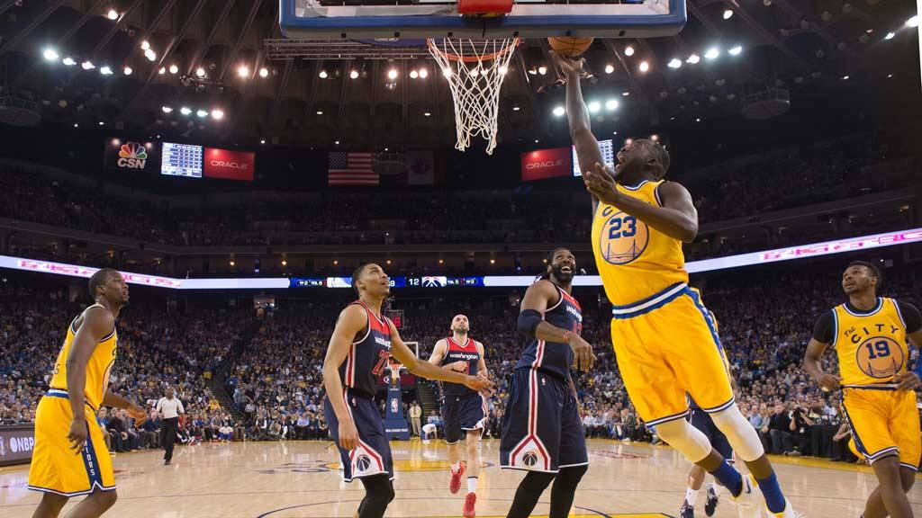 Golden State Warriors vs Washington Wizards