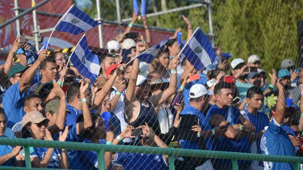 El Salvador vs Portugal
