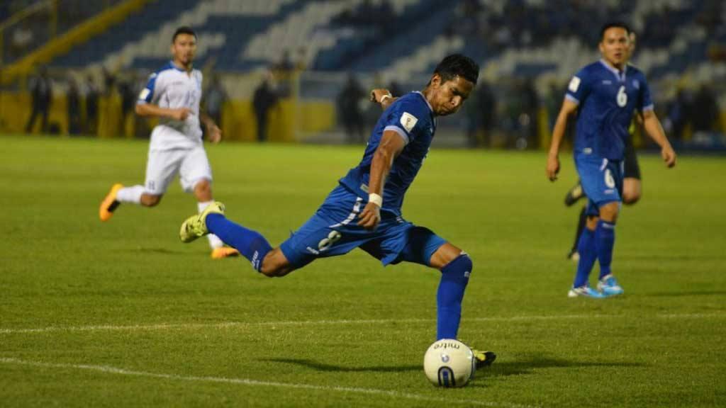 El Salvador vs Honduras