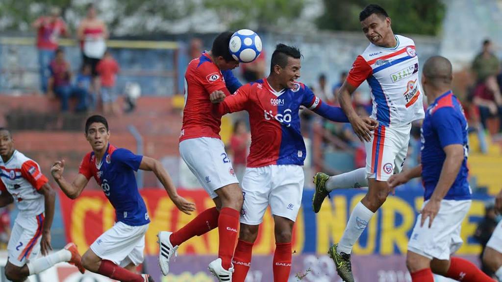 Fas contra Juventud Independiente Firpo