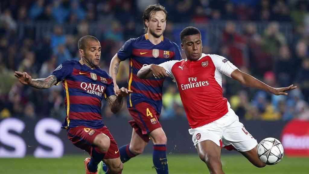 Barcelona 3 - 1 Arsenal