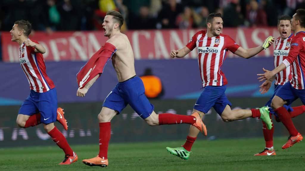 ATL?TICO MADRID - PSV ENINDHOVEN