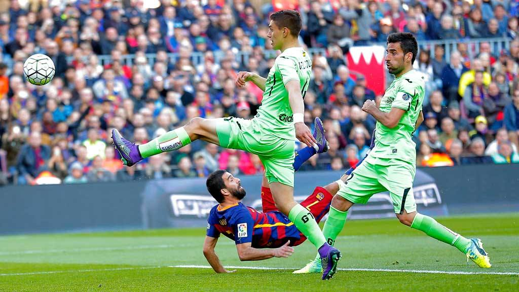 Barcelona 6 - 0 Getafe