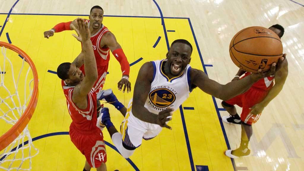 Golden State Warriors - Houston Rockets