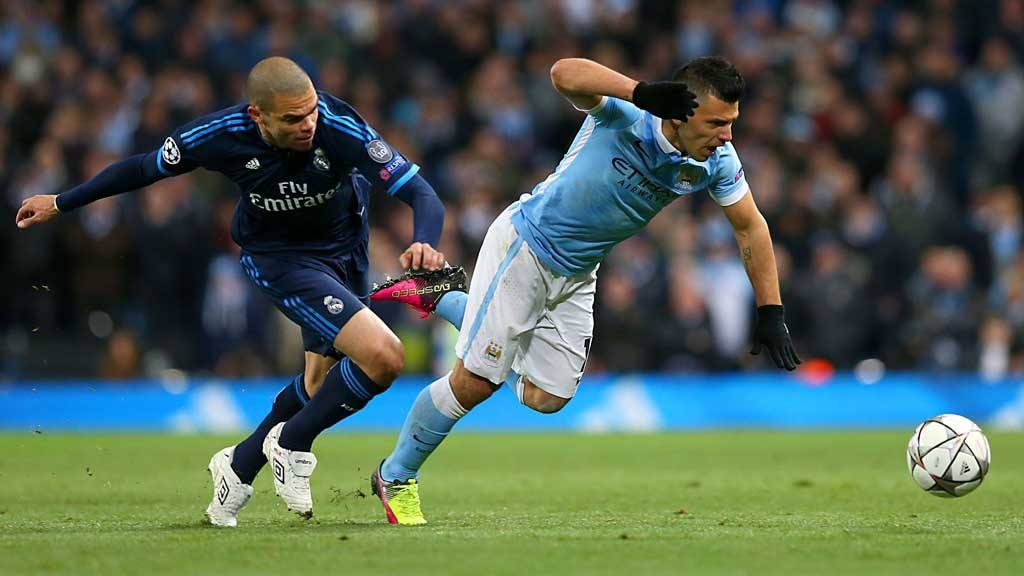 Manchester City 0 - 0 Real Madrid