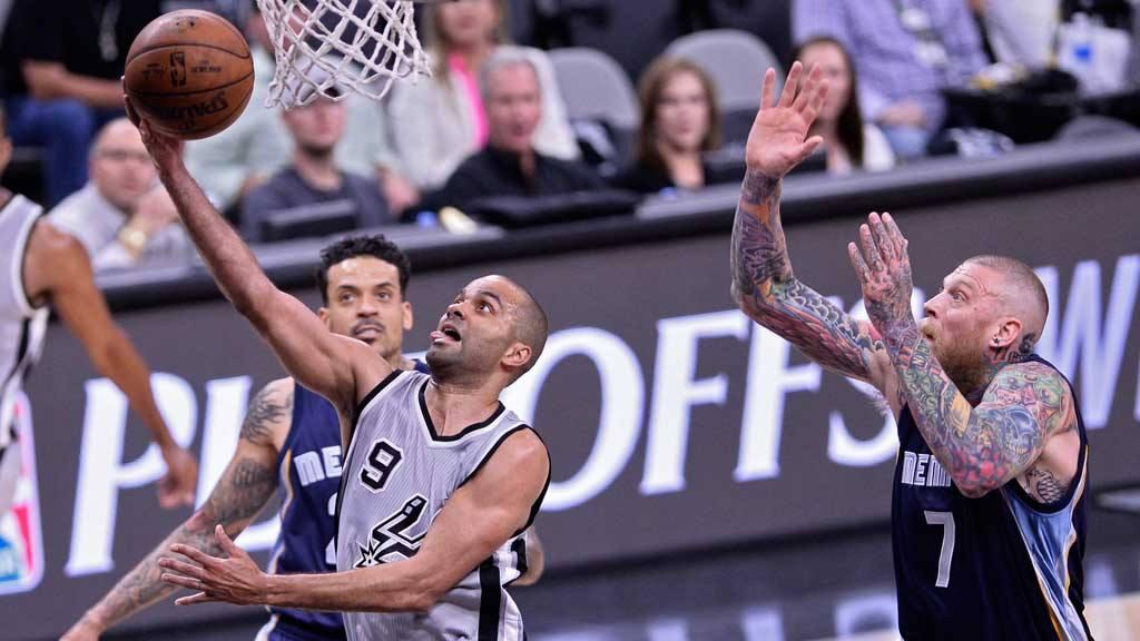 Memphis Grizzlies-San Antonio Spurs