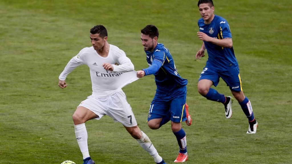 Getafe 1-5  Real Madrid