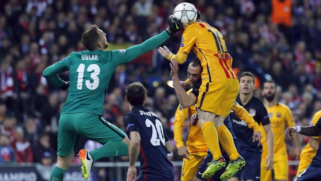 Atletico Madrid 2-0 Barcelona
