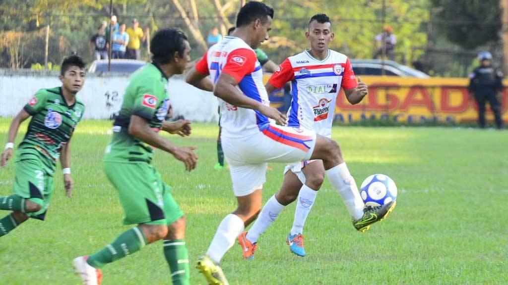 Dragón 0-1 Juventud Independiente