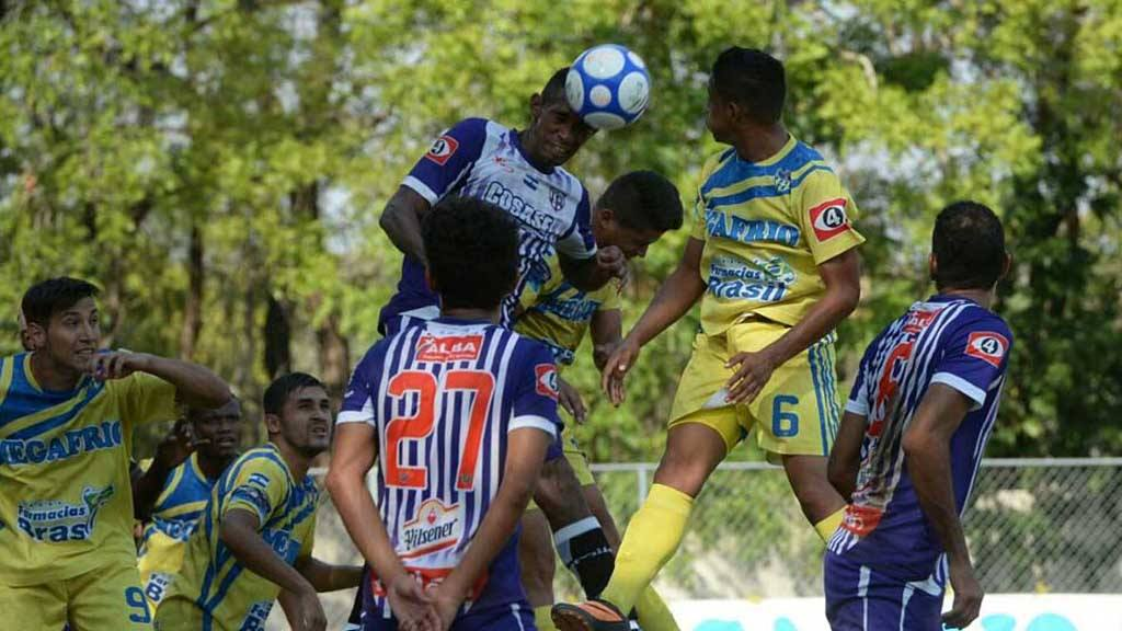 Pasaquina 1-3 Chalatenango
