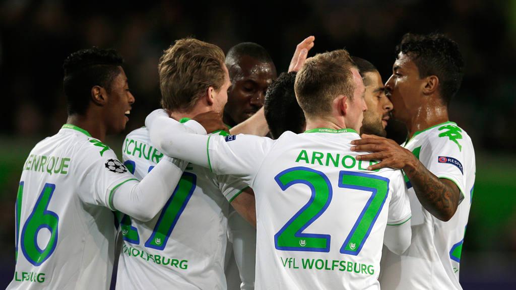 Wolfsburg's Ricardo Rodriguez