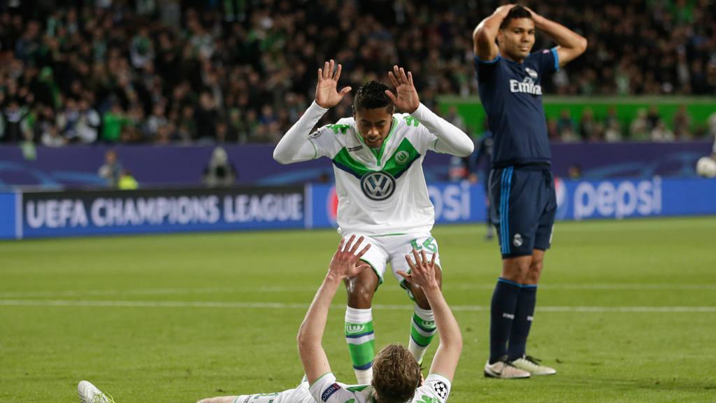 Wolfsburg's Andre Schuerrle