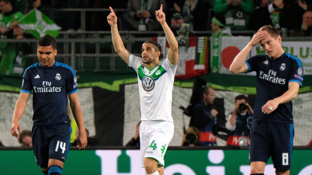 VfL Wolfsburgo - Real Madrid