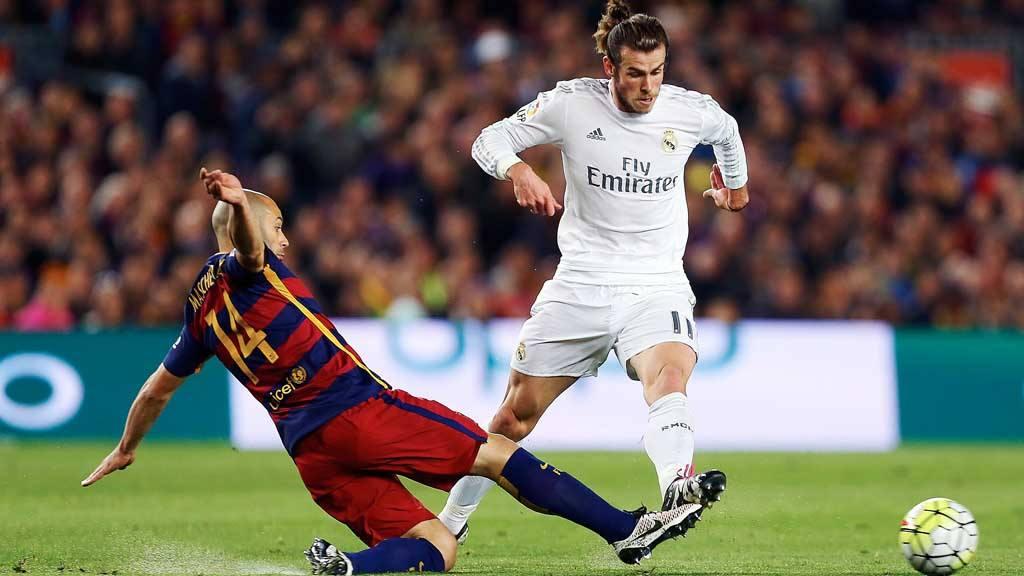 Barcelona 1-2 Real Madrid
