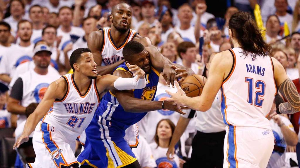 Warriors de Golden State - Thunder de Oklahoma City