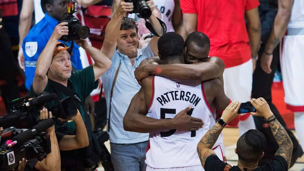 Cleveland Cavaliers - Toronto Raptors