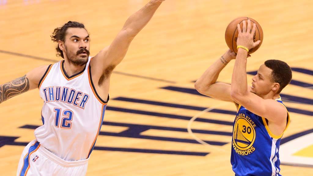 Golden State Warriors at Oklahoma City Thunder