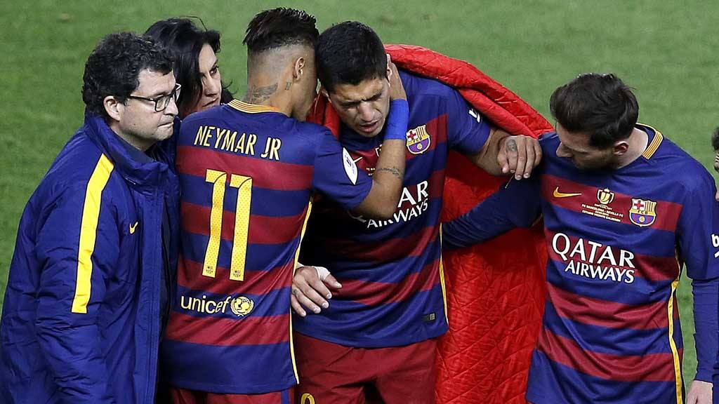Final Copa del Rey Sevilla vs Barcelona