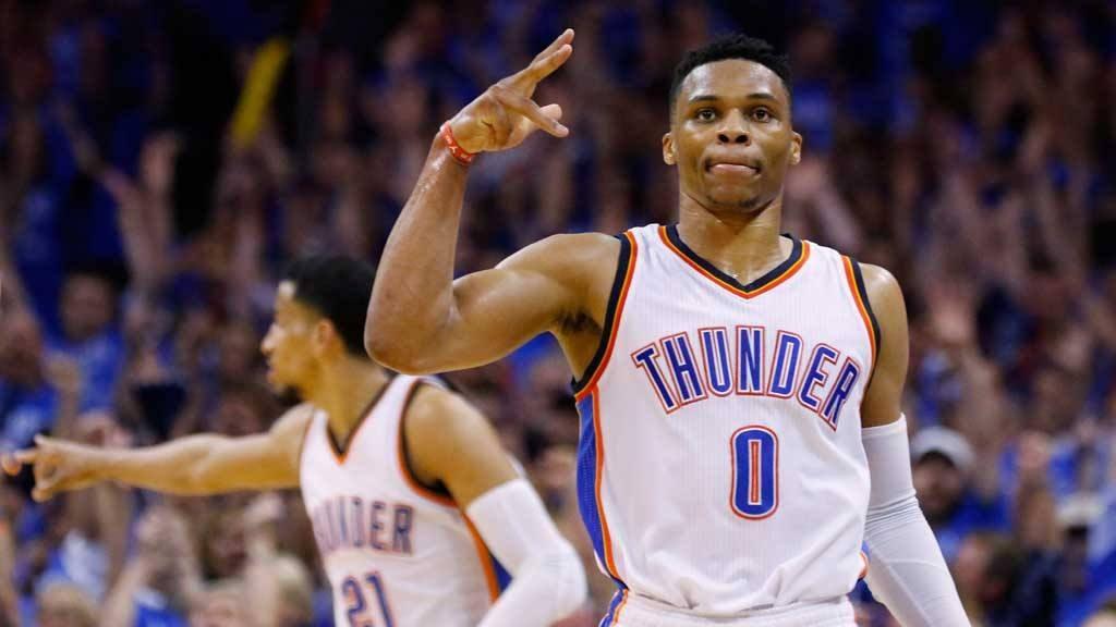 San Antonio Spurs - Oklahoma City Thunder