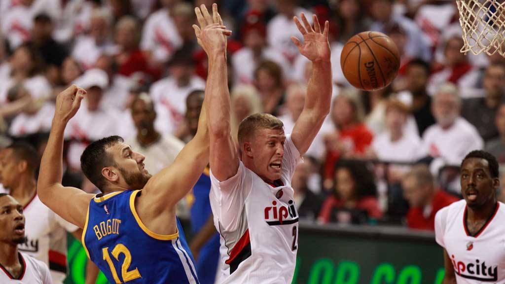 Golden State Warriors - Portland Trail Blazers
