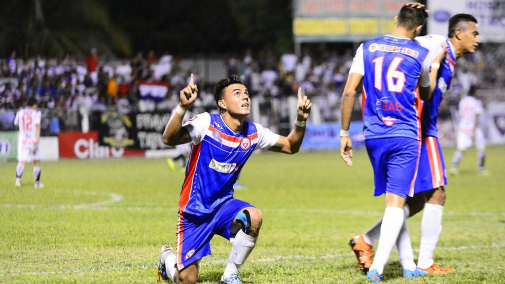 Juventud Independiente vs Chalatenango