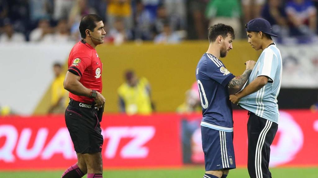 Argentina, Estados Unidos Copa América