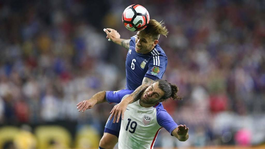 Argentina, Estados Unidos Copa Am�rica