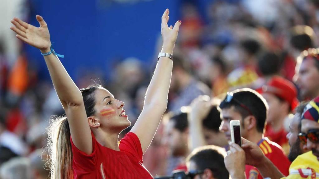 Croacia España Eurocopa 2016