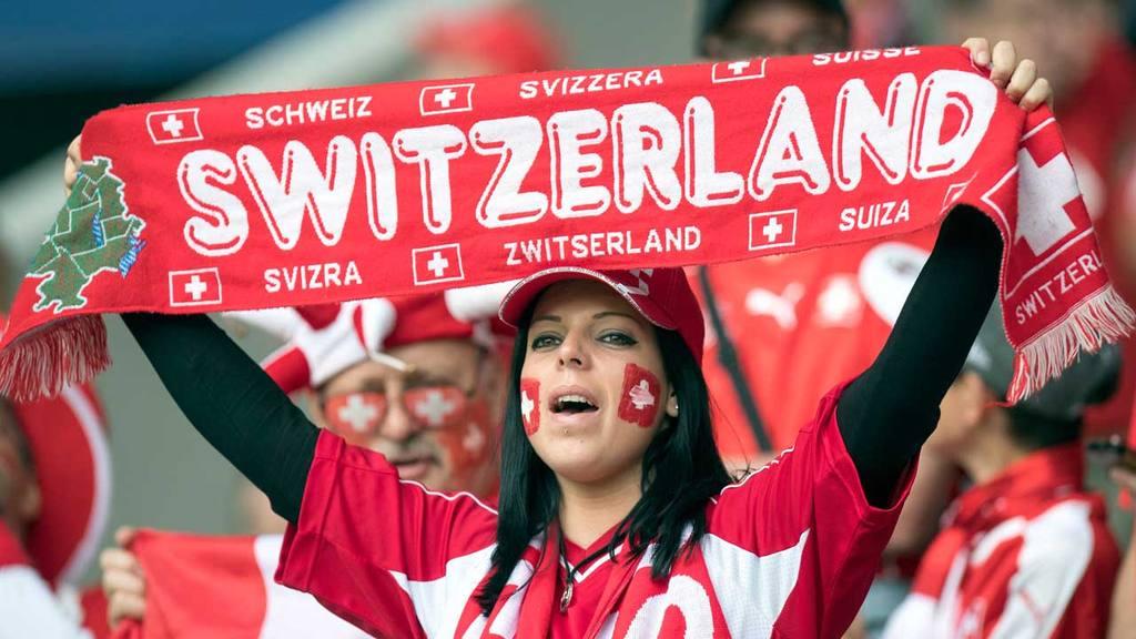 Group A Switzerland vs France