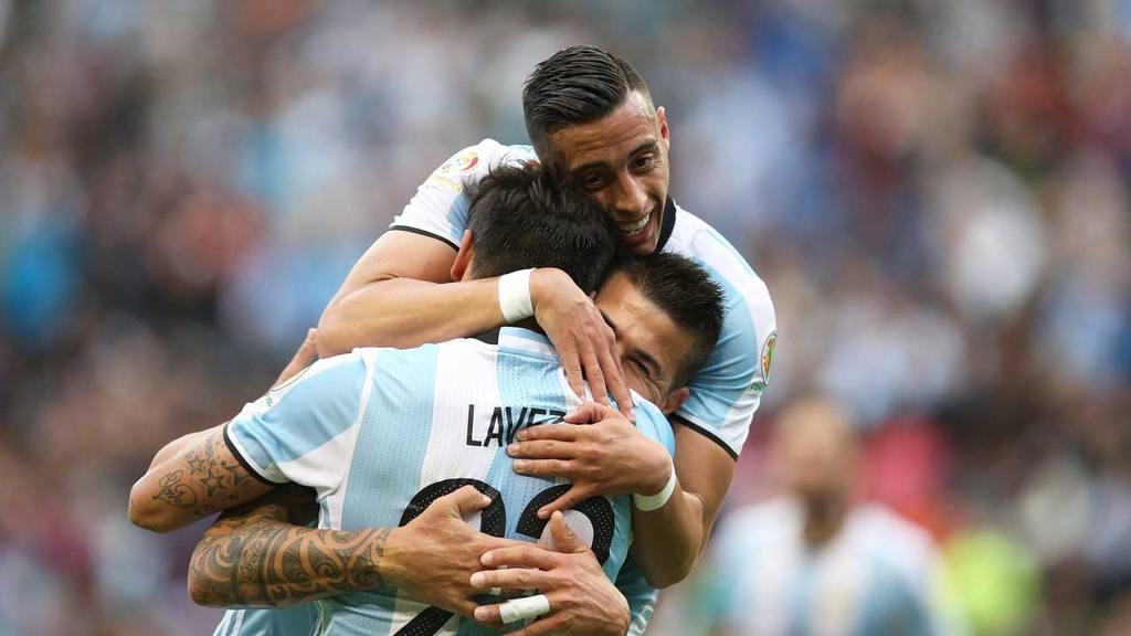 Copa Am�rica Argentina - Bolivia