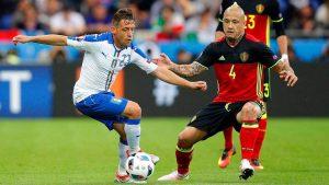 Group E Belgium vs Italy