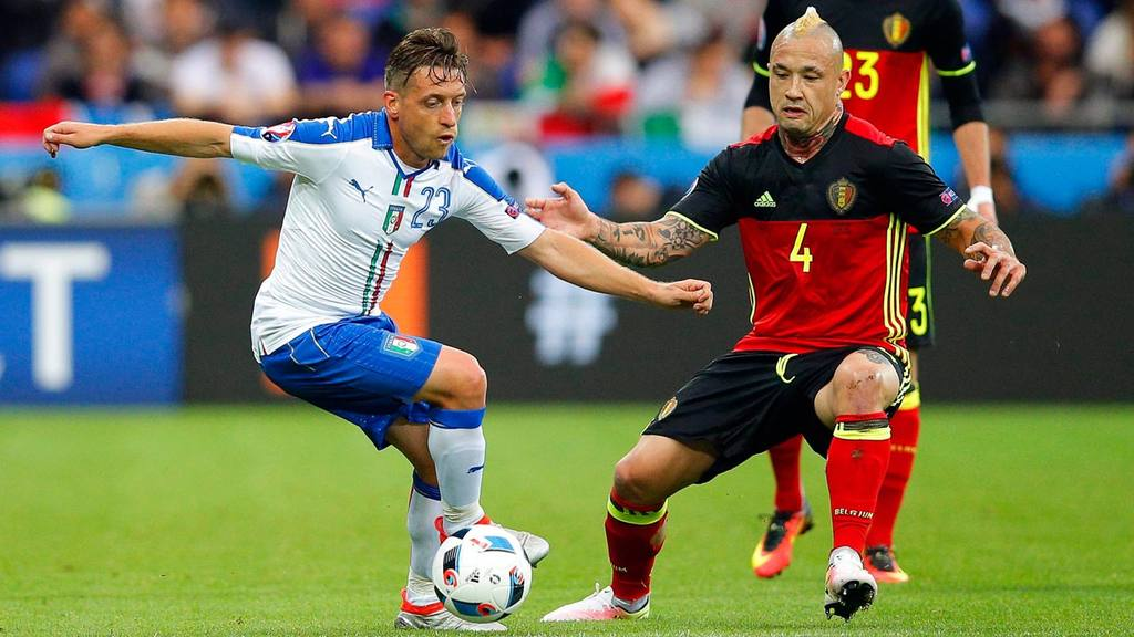 Group E Belgium vs Italy