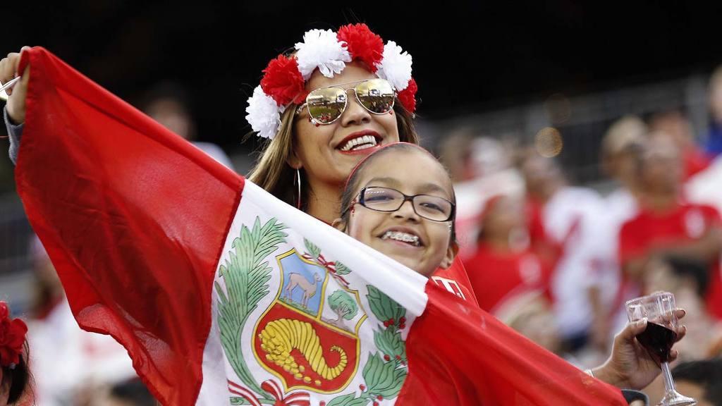 Brasil, Perú, Copa América, fútbol