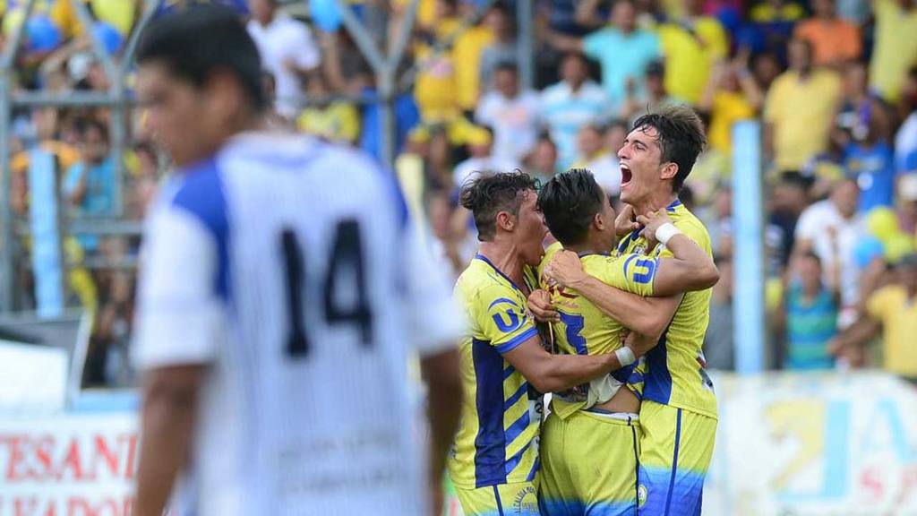 Municipal Limeño, Comalapa, Segunda División Fútbol.