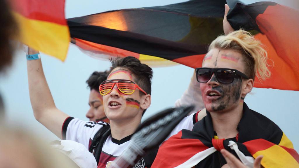 Eurocopa, Alemania Ucrania