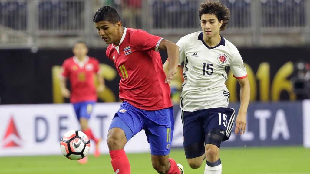 Colombia - Costa Rica