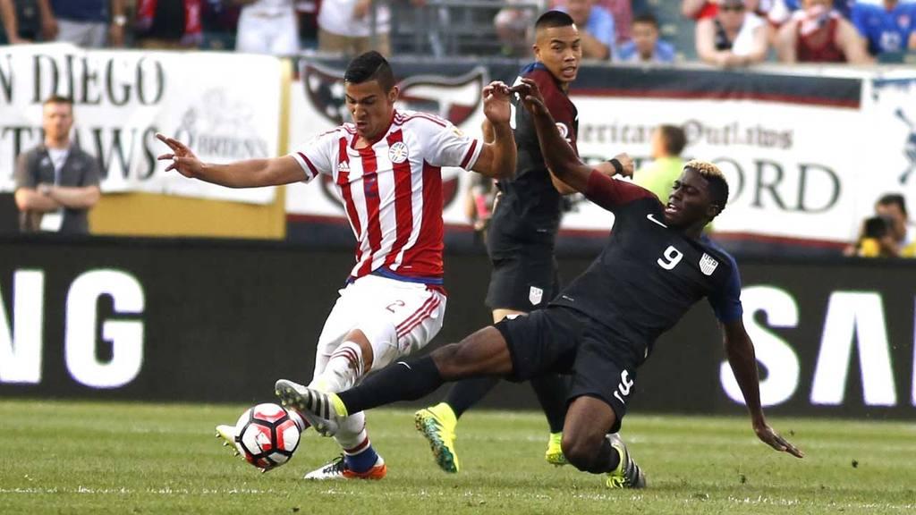 Estados Unidos - Paraguay