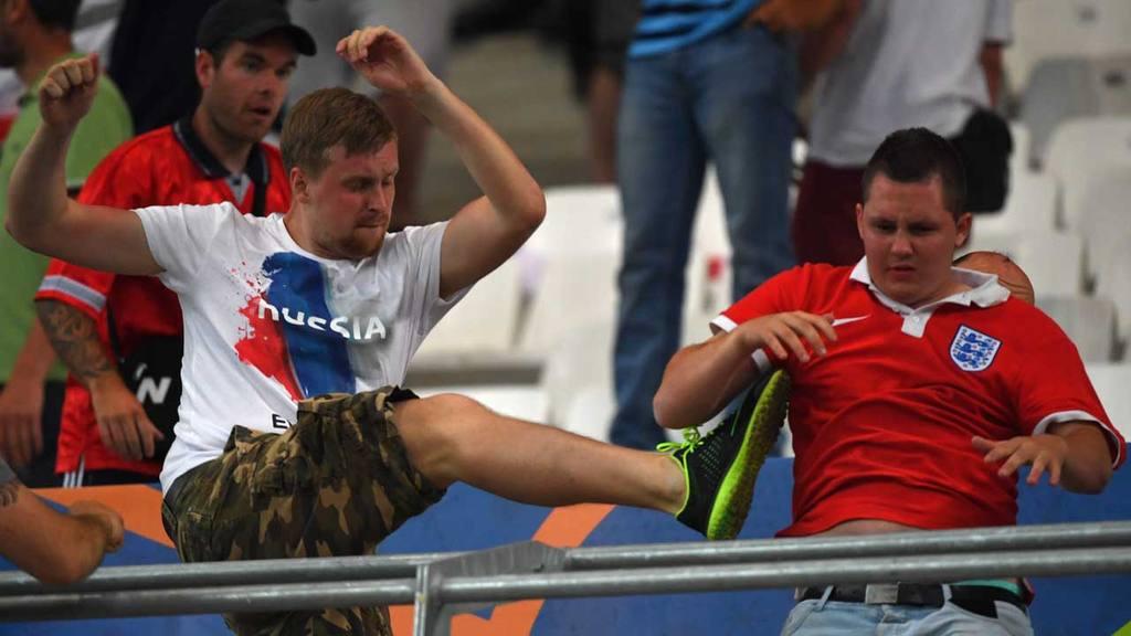Violencia futbol
