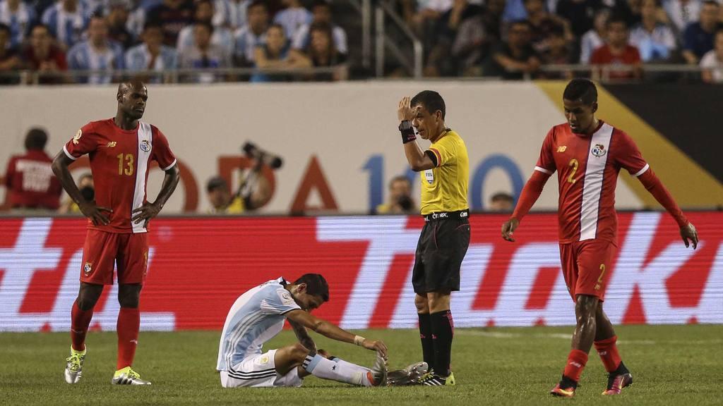 ARGENTINA VS. PANAMÁ