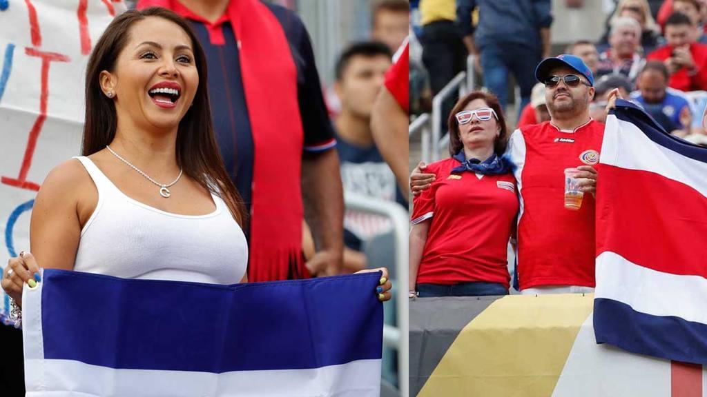 Copa América, Estados Unidos Costa Rica