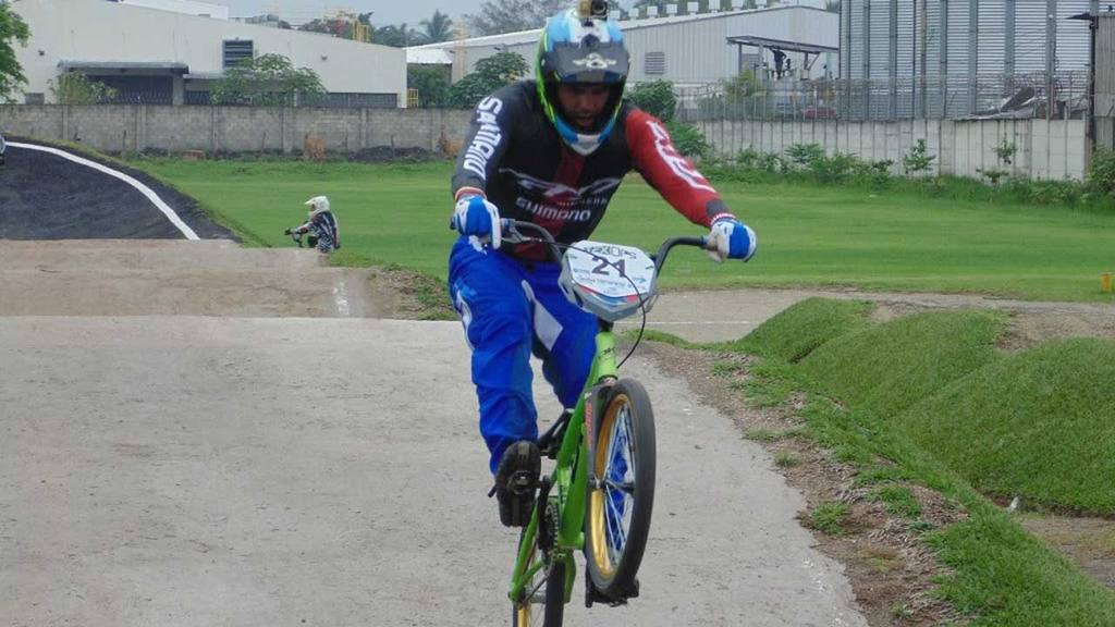 Primera fecha de Bici Cross