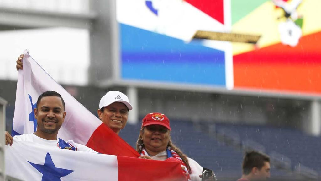 BOLIVIA VS. PANAM¡
