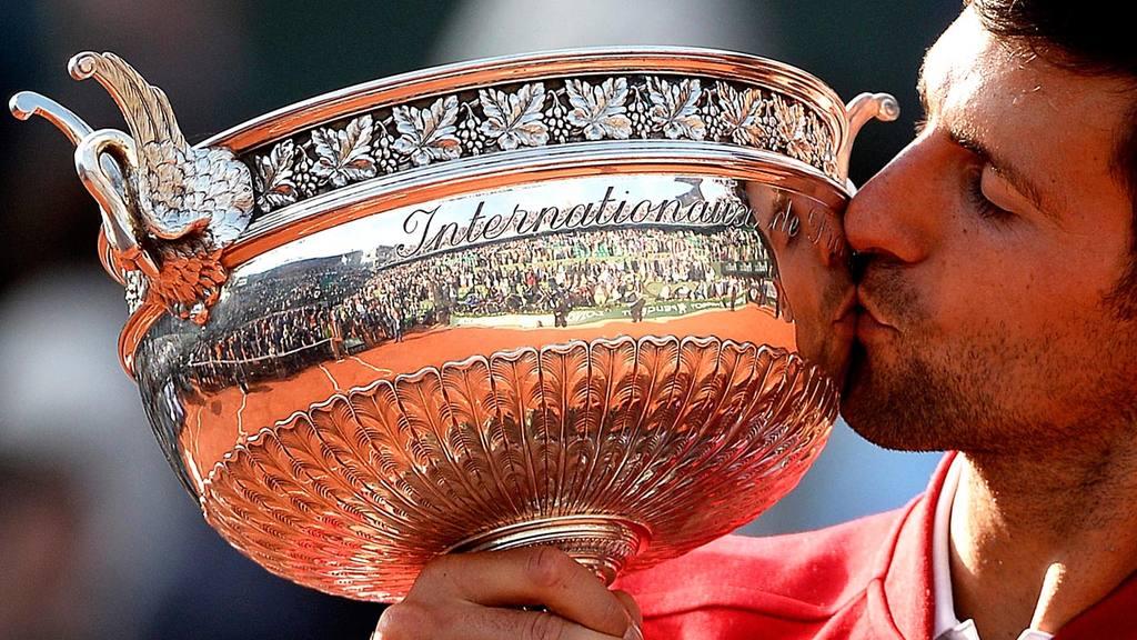 Djokovic, tenis, Roland Garros