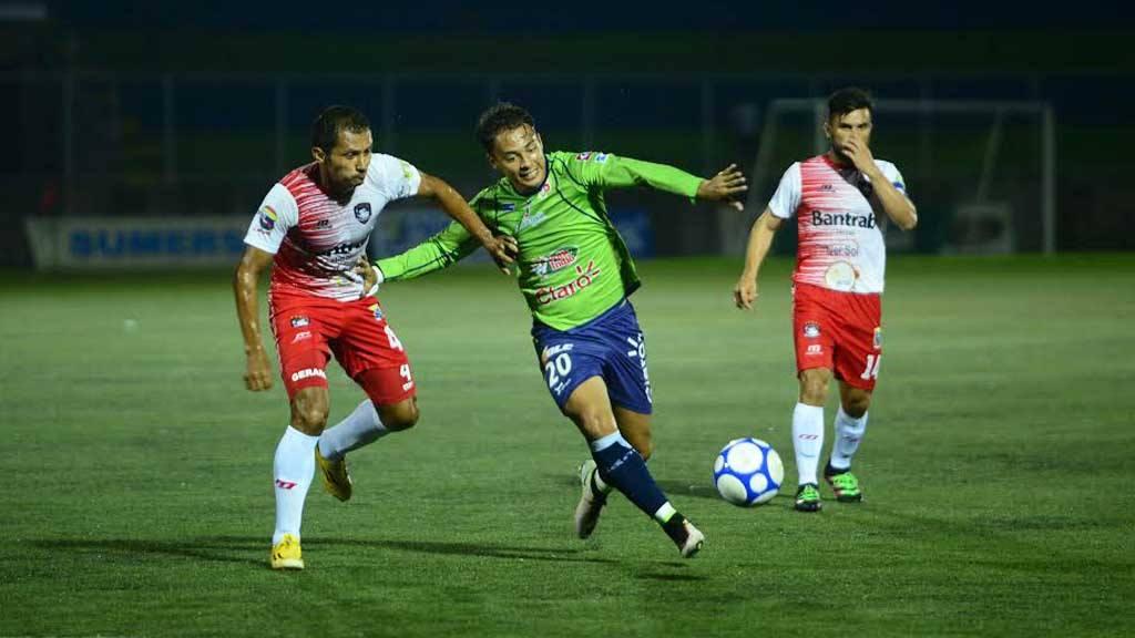 Santa Tecla F.C. Abreu