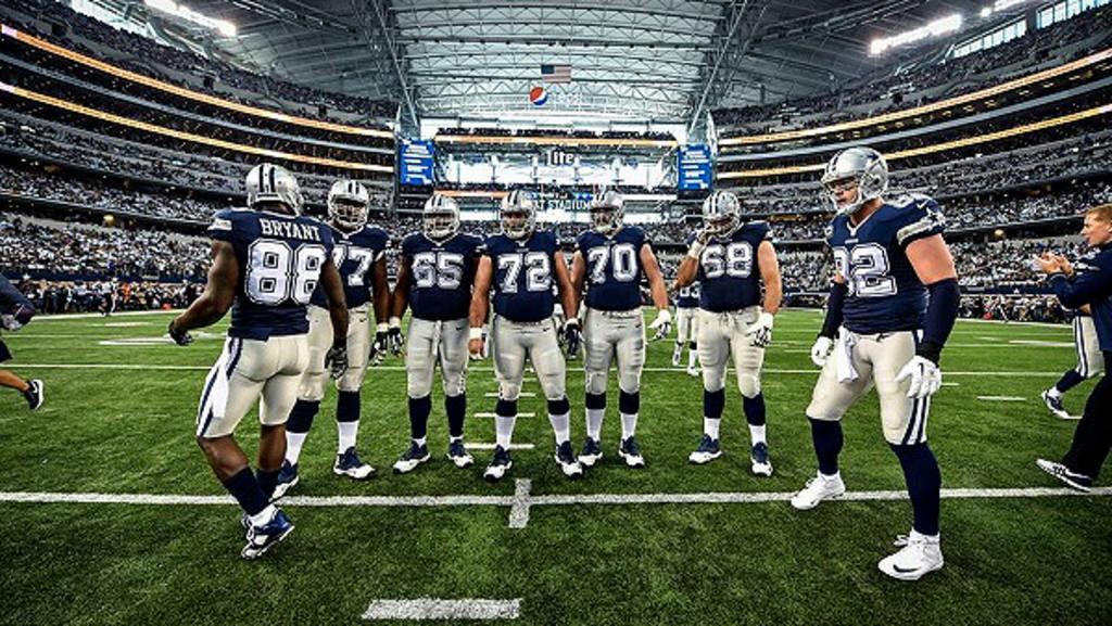 Dallas Cowboys son más valiosos que el Real Madrid | elsalvador.com